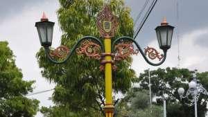 Harga Tiang PJU Galvanis Oktagonal, Hexagonal, Bulat Murah Surabaya
